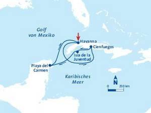 Kuba Kreuzfahrt 7 Tage