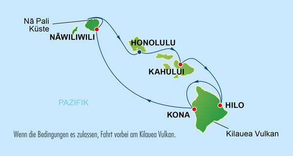 NCL und CRUUSOO Kreuzfahrten_Hawaii_HON